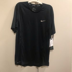 Men's Nike Dri fit running shirt